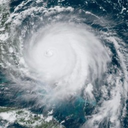 Image of Hurricane Dorian