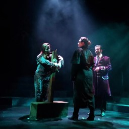 WPU Theatre's production of Dracula