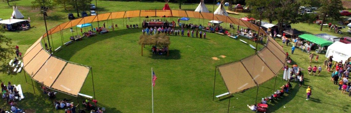 Peace Treaty Powwows header