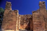 Ancient African City or Palace Wall