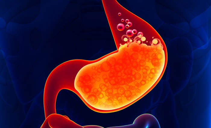 impacts of low stomach acid