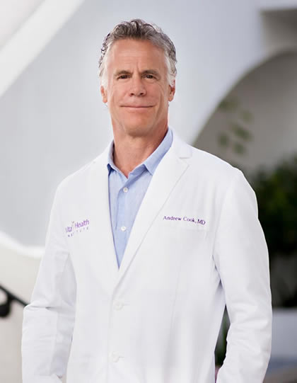 Dr. Andrew Cook, M.D.