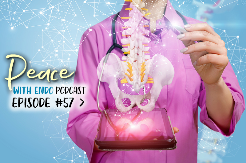PWE57: Pelvic Physical Therapy for Endometriosis with Jessica Delgado