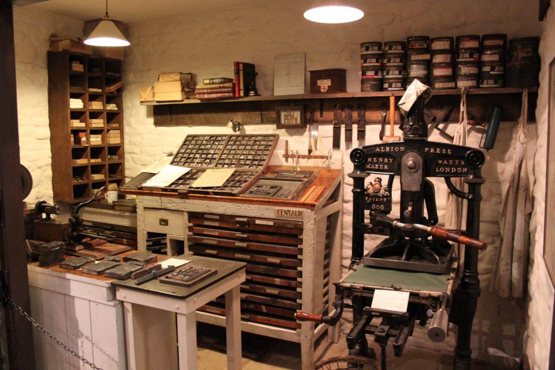 Albion Printing Press