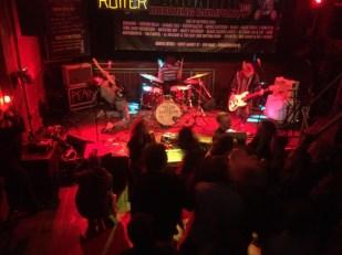 PEACH band music Den Haag Zwarte Ruiter - Zoe van der Zanden (2)