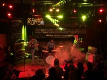 PEACH band music Den Haag Zwarte Ruiter - Zoe van der Zanden (4)