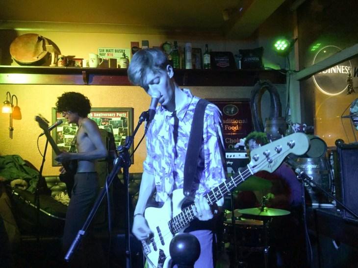 O'Casey's Den Haag PEACH band music