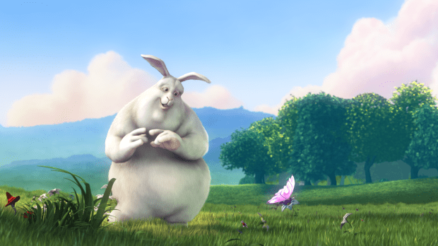 Big Buck Bunny Trailer