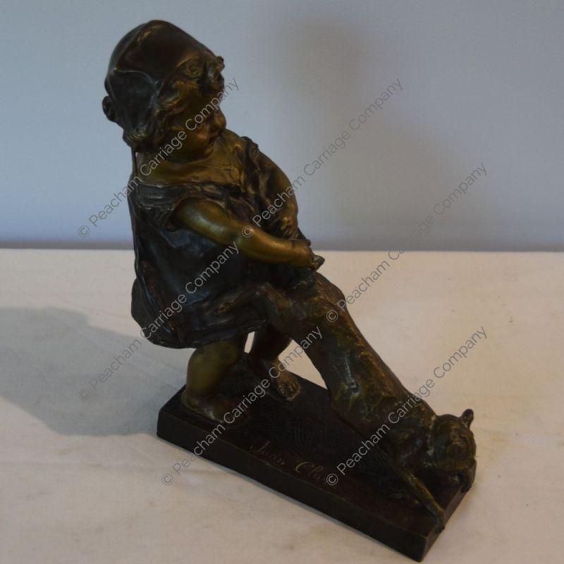Juan Clara Bronze