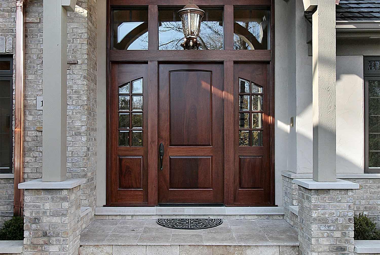Entryway Doors & VIEW MORE VIEW LESS. Fiberglass Entry Doors
