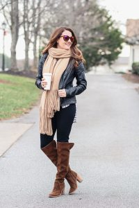 Cute Winter Outfits With Scarves | www.imgkid.com - The ...