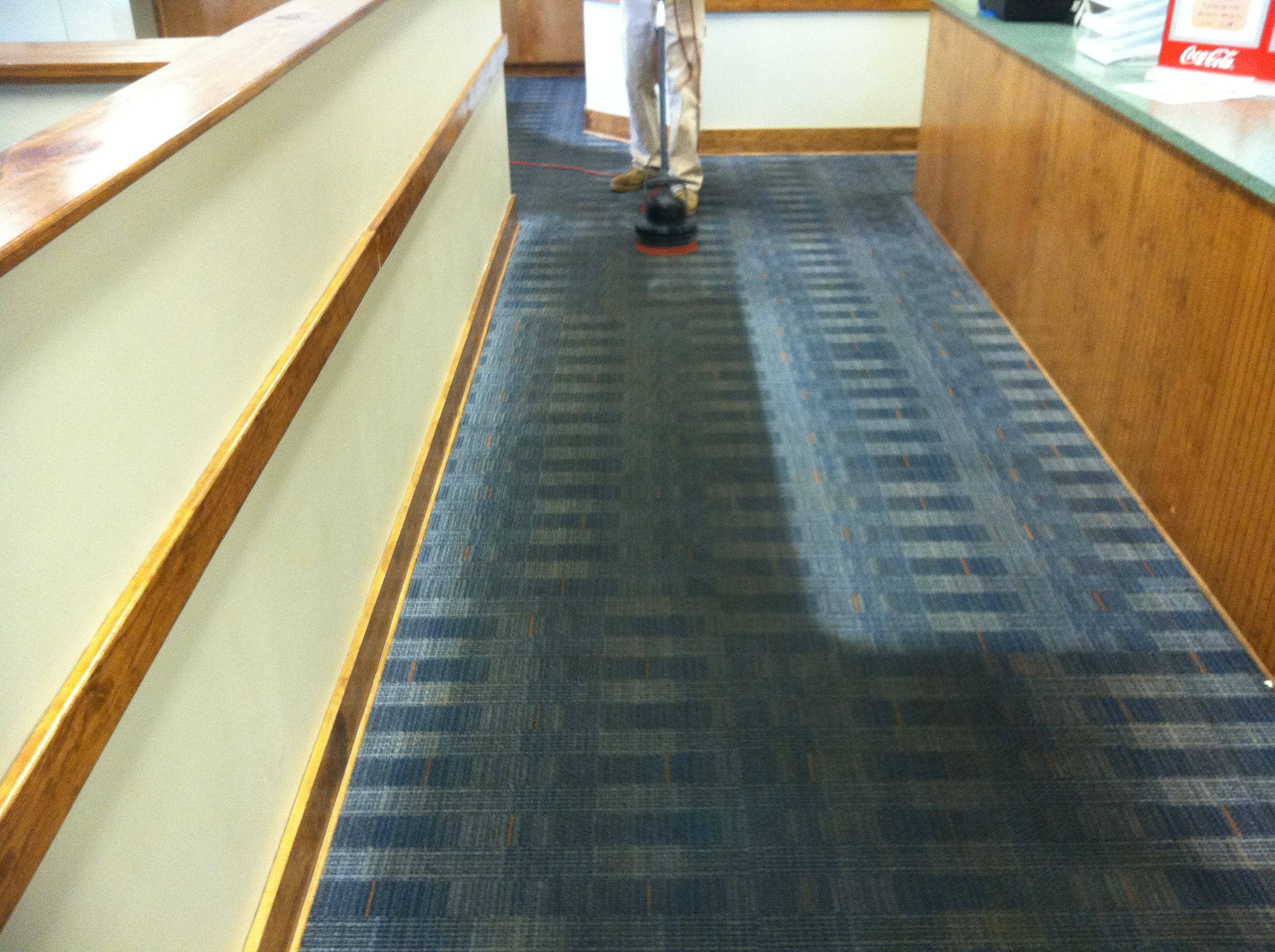 Free Commercial Floor Cleaning Estimates