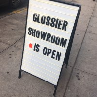PSA: Glossier