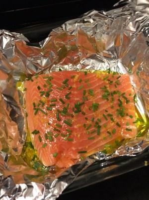 salmon and cauliflower rice5