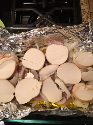 turkey cutlets with smoked mozz2