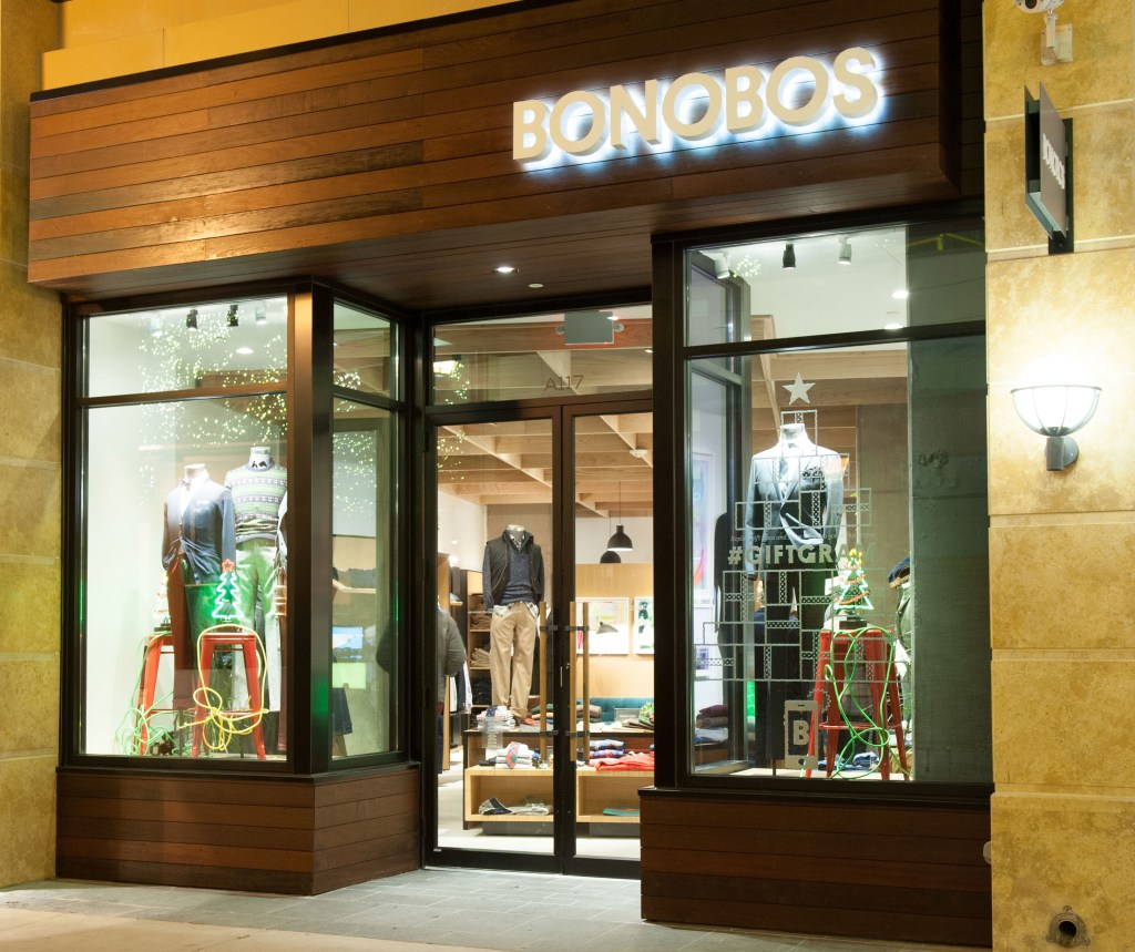 Bonobos Buckhead Guideshop Launch Party