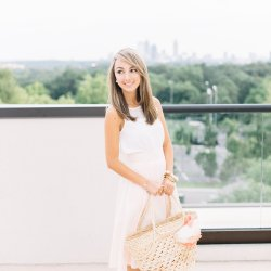 Fashion Friday: Pretty Little Peach