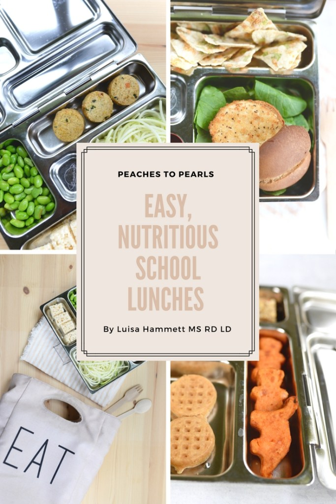 Healthy school lunches with whole foods peaches to pearls healthy school lunches with whole foods forumfinder Gallery