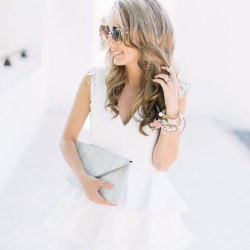 Pretty Little White Dress