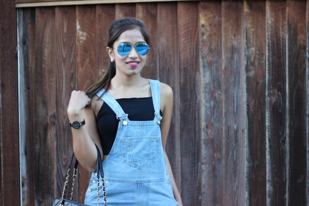 Blue Overalls 3