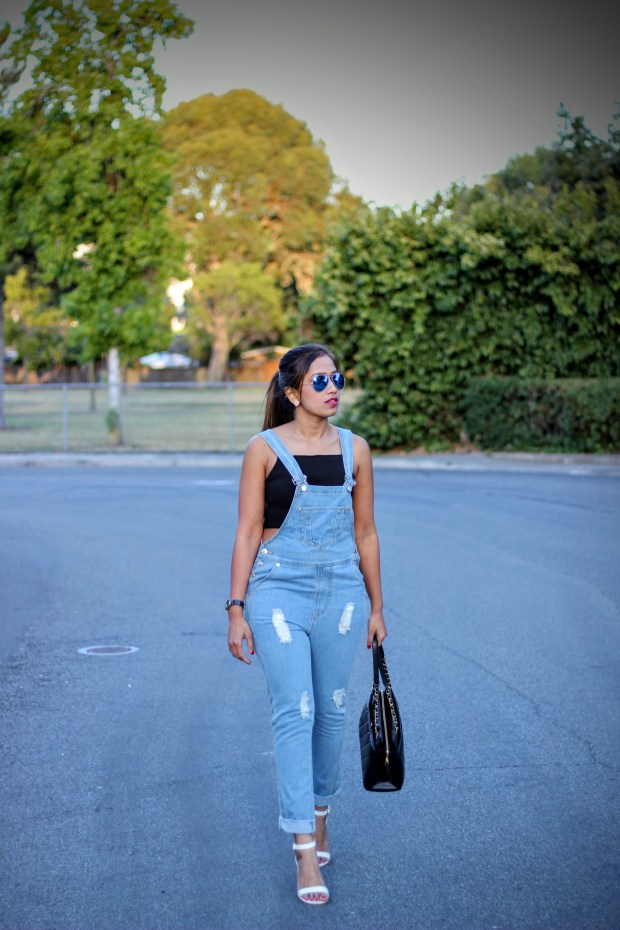 Blue Overalls 7