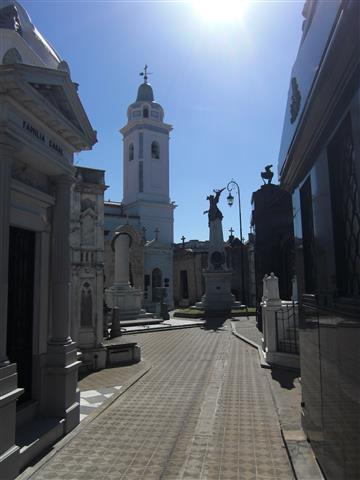 Cementerio de Recoleta 4