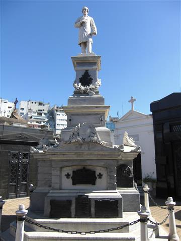 Cementerio de Recoleta 7