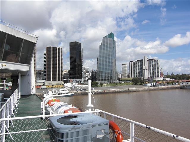 Buenos Aires vom Schiff 3