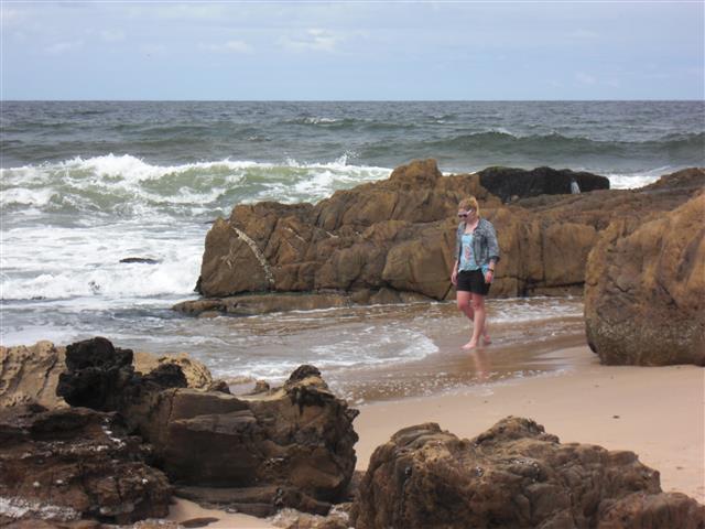 La Pedrera Strand 3
