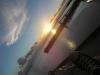 Sonnenuntergang auf dem Schiff 5