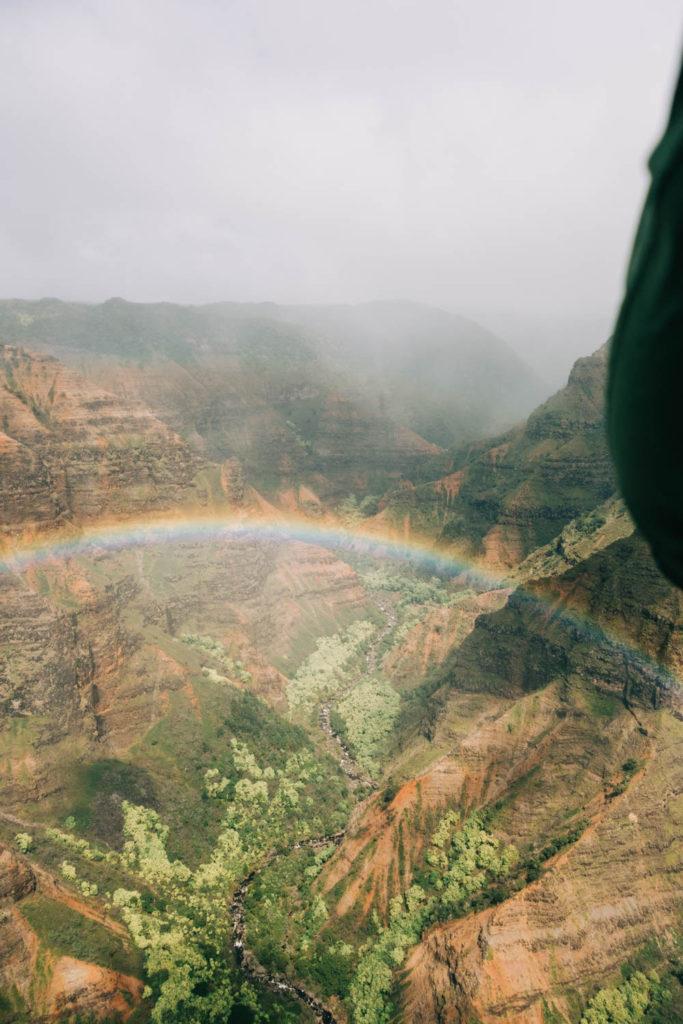Kauai Hawaii Adventures Open Door Helicopter