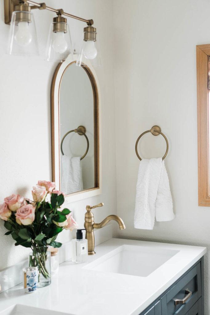Bathroom Remodel Target Mirrors