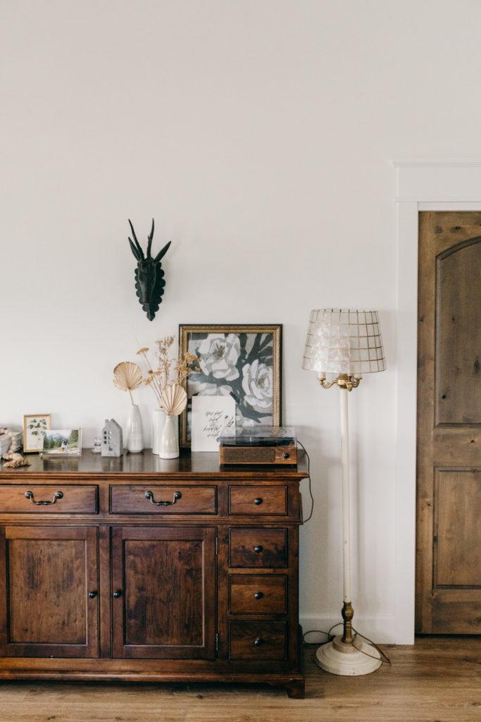 Traditional Home Design House Trim