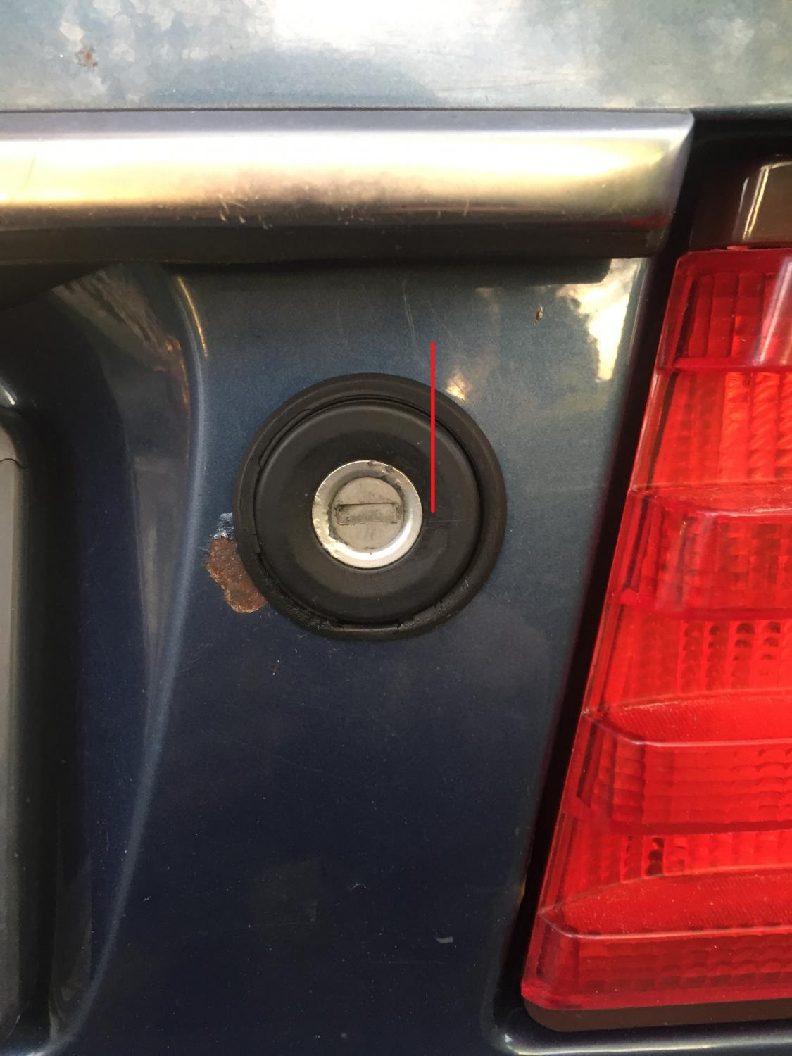 How To Open Car Trunk Without Key : trunk, without, 'Locked, Trunk, Without, Damage, PeachParts, Mercedes-Benz, Forum