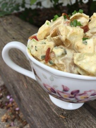 Creamy Southern Potato Salad