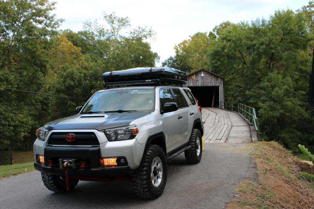 I Began My Overlanding Journey Back In Early 2014 And At The Time I Had A 2  Wheel Drive U002707 Toyota Tundra That I Bottomed Out Going Over Some Minor ...