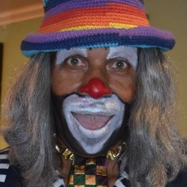 Handyman – Volunteer Clown – Alley Treasurer