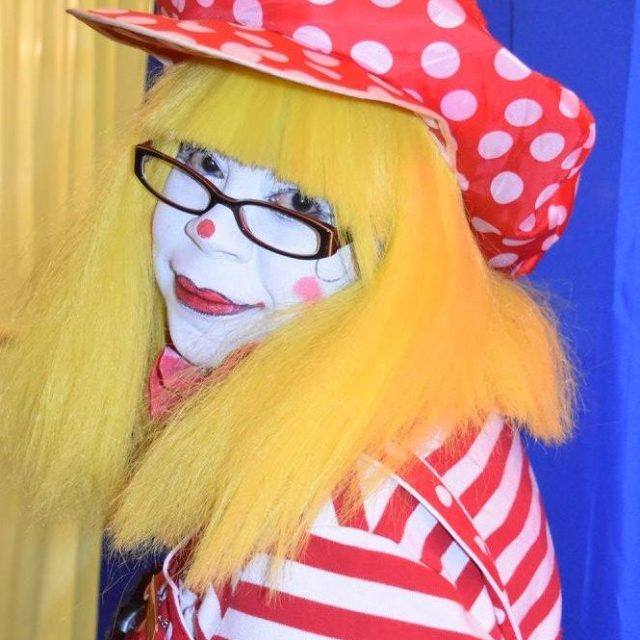 KC Joy – Volunteer Clown – Alley Sunshine