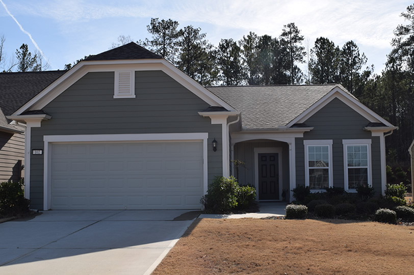 Sun City Peachtree Homes