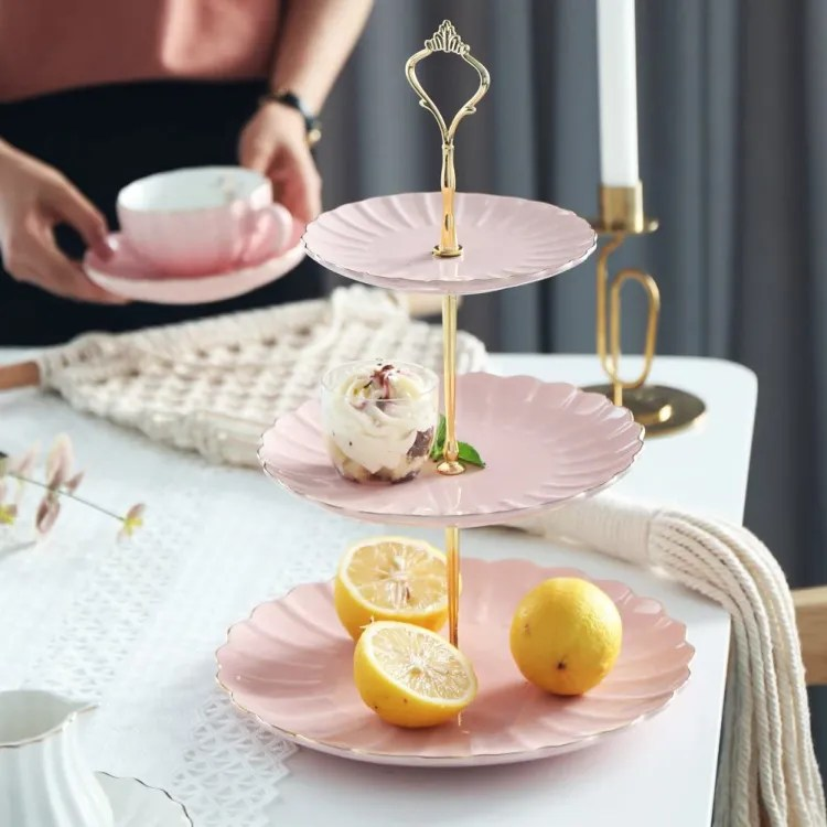 Ceramic Cupcake Stand | Peachy Shop