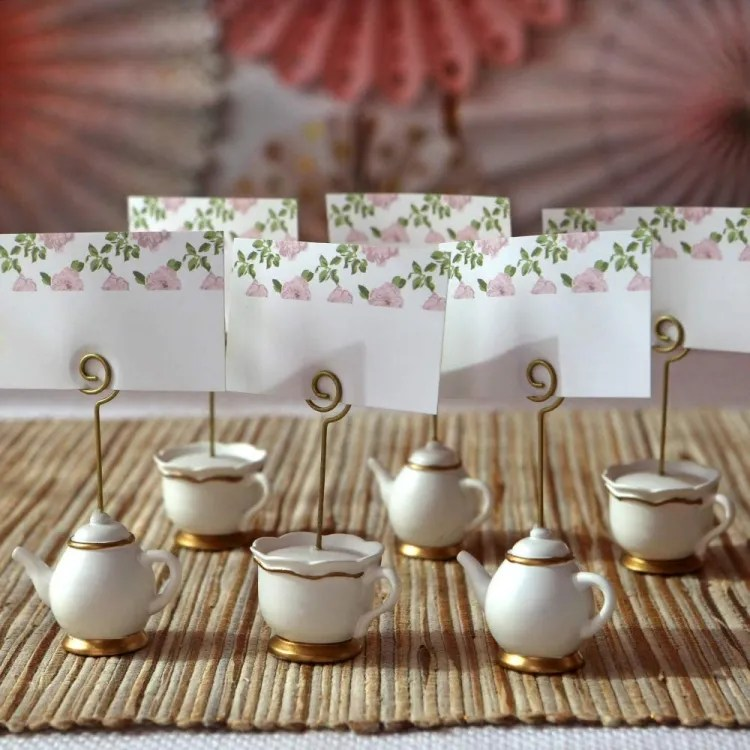 Place Card Holders | Peachy Shop