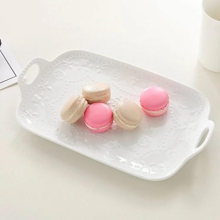Ceramic Serving Tray | Peachy Shop
