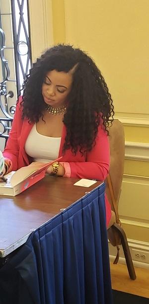Tiffany Jackson Book Sign