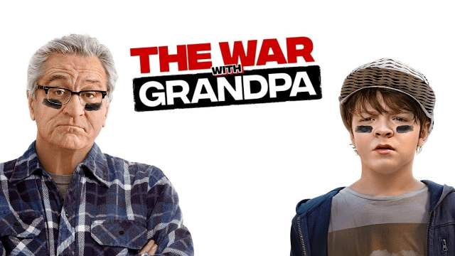The War with Grandpa [2020]