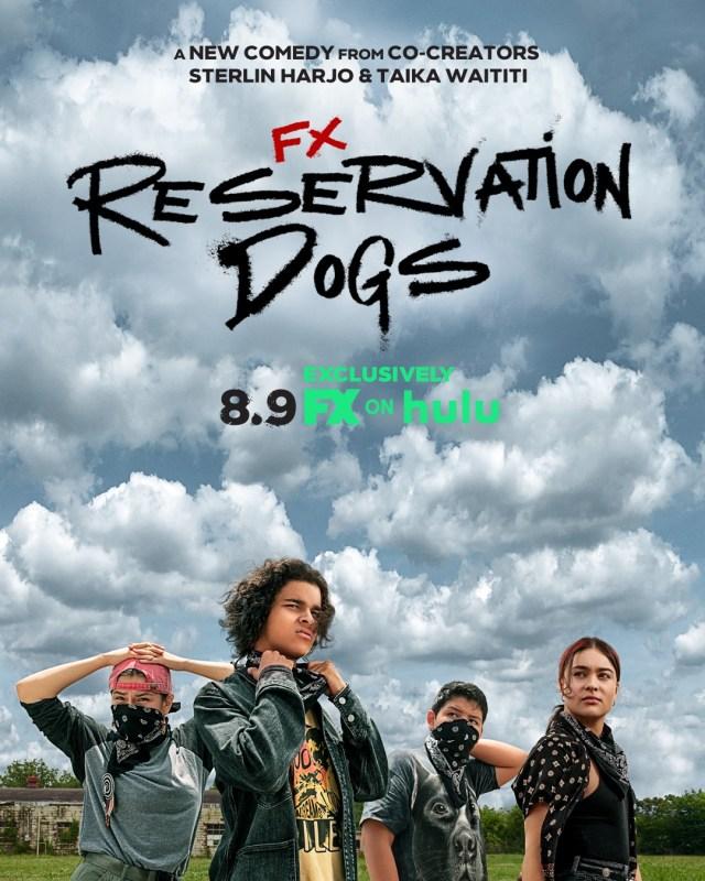 Disney Plus Canada September 2021: Reservation Dogs