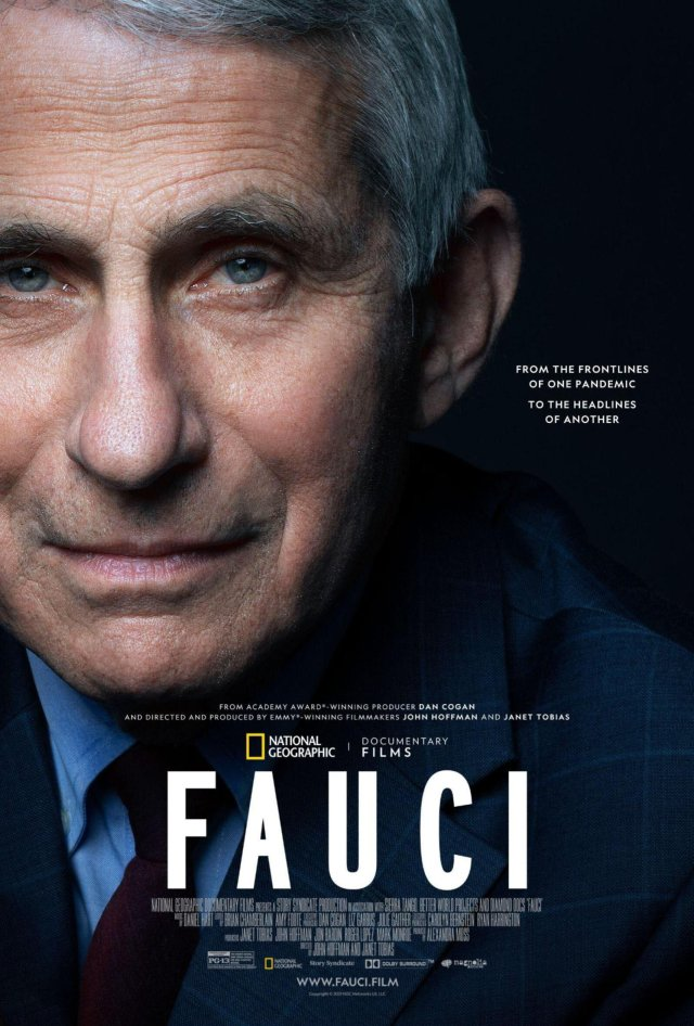Fauci - National Geographic Documentary - Disney Plus Canada October 2021