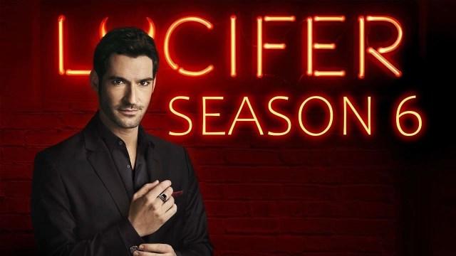 Lucifer – Season 6 [2021]