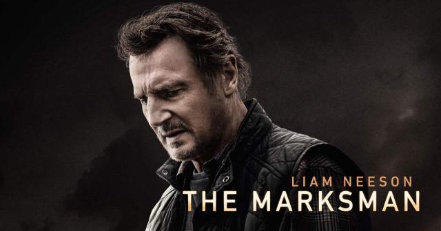 The Marksman [2021]