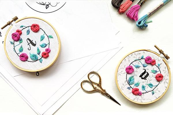 hand embroidery fundamentals stitch