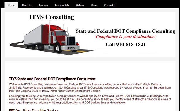 ITYS Search Engine Optimization Project